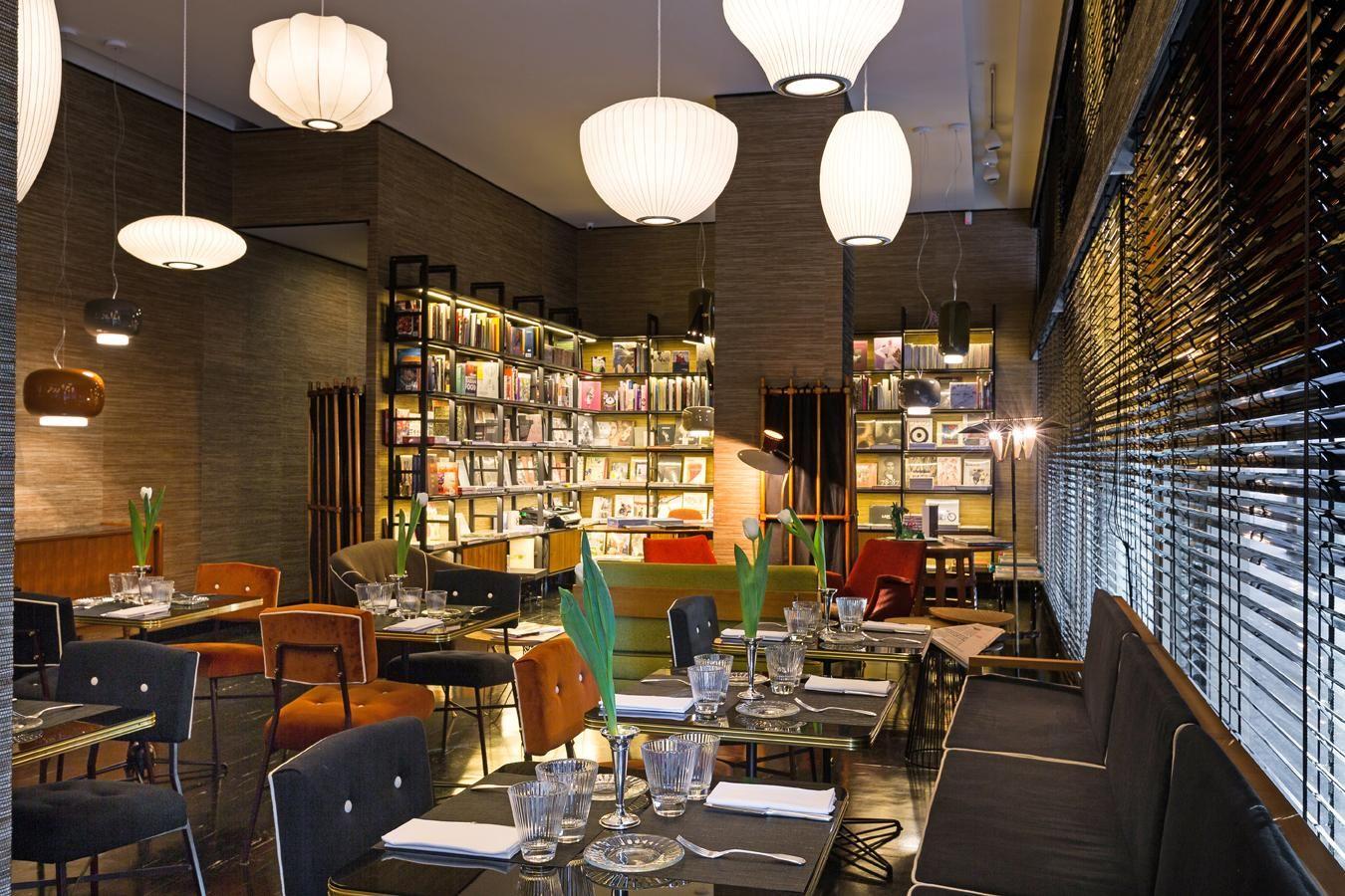 Arredamento Bistrot ~ Caffè stile vintage a milano architecture design and interiors