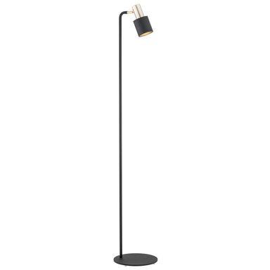 Lampa Podlogowa Toronto Czarno Zlota E27 Prezent Lampy Podlogowe Dekoracyjne W Atrakcyjnej Cenie W Sklepach Leroy Merlin Home Decor Toronto Lamp