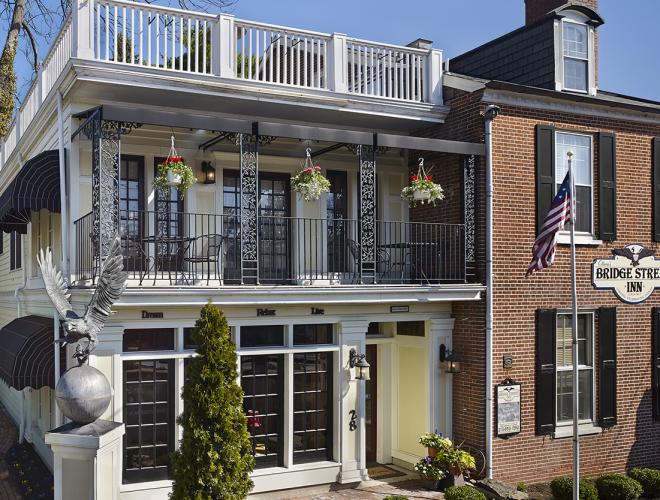 bridgestreetfront House rental, Luxury rooms