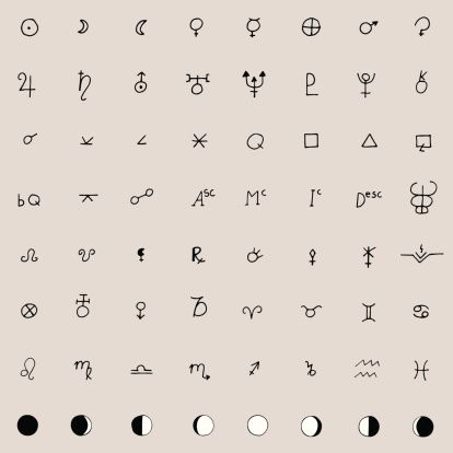 Moon Venus Symbol Tattoo Pics About Space Tattoos Pinterest