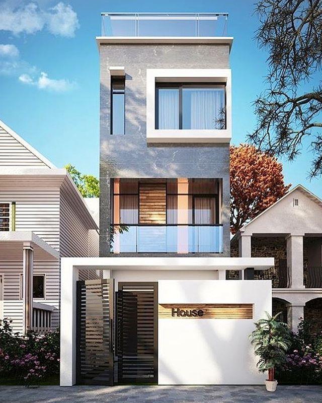 Amazing Minimalist House Exterior Design: Minimalist House Design