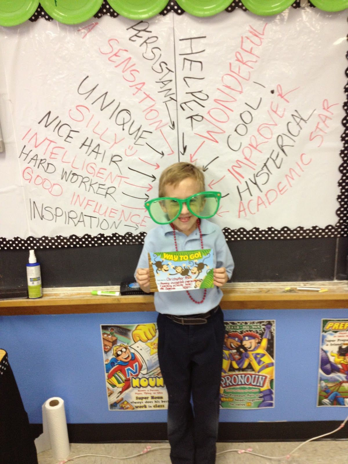 Student Star of the Week routine ideas