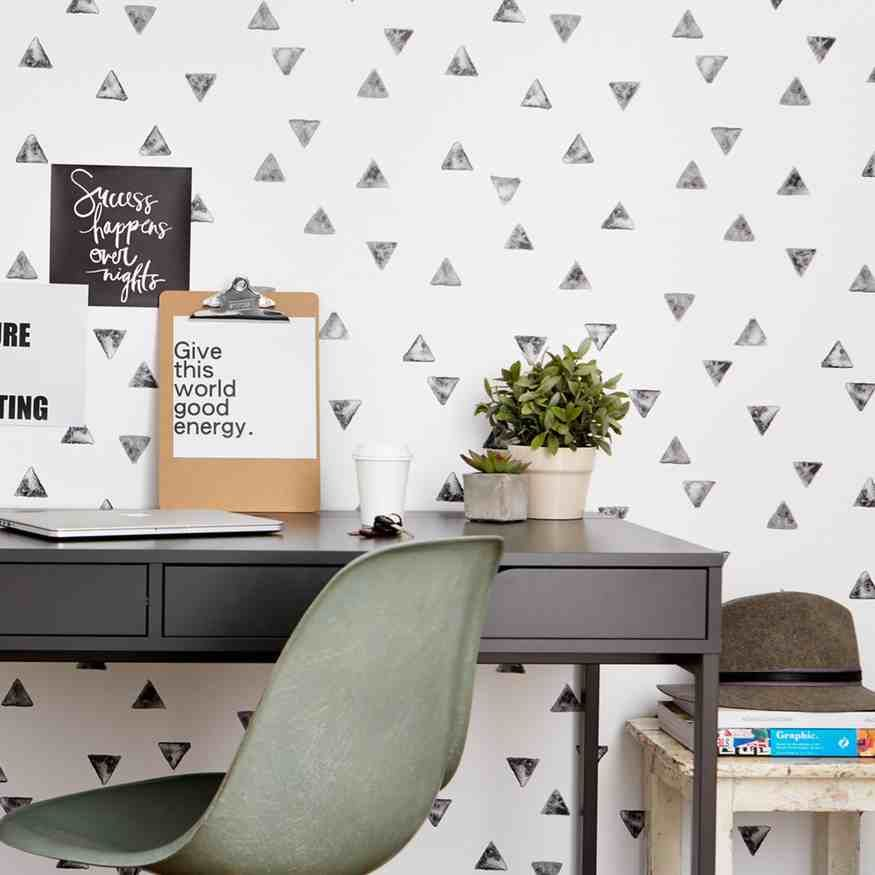 Totally awesome wallpaper & the best thing is it\'s even removable ...