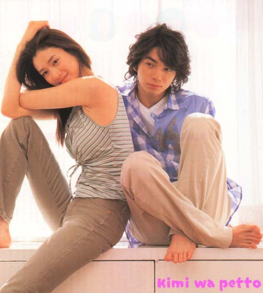 kimi wa petto japanese drama i have watched this about