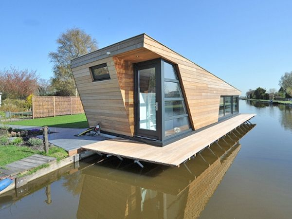 Chalet te koop container tuin huis pinterest - Huis in containers ...