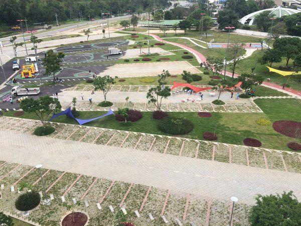 Inaugurado Jardín de los Primeros Pasos en el parque Hugo Chávez https://t.co/baWLdTA4z0 #Venezuela