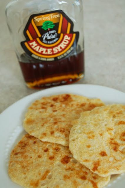 cottage cheese pancakes with wheat flour--hardy