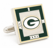 2011 Green Bay Packers Championship Cufflinks