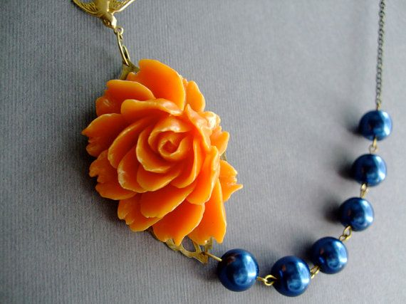 necklace from RachelleD's shop on etsy!!