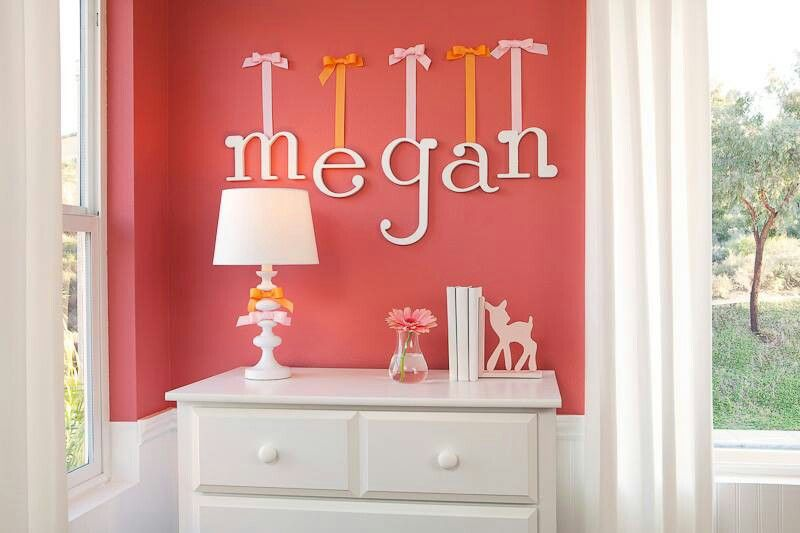 Wooden Hanging Wall Letters C White Decorative Letter For Children S Nursery Baby Room Name And Bedroom Décor Health Beauty Personal