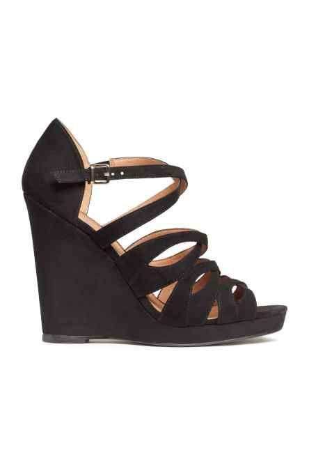 sandales talon compens chaussures talons compens s sandale talon compens et sandales