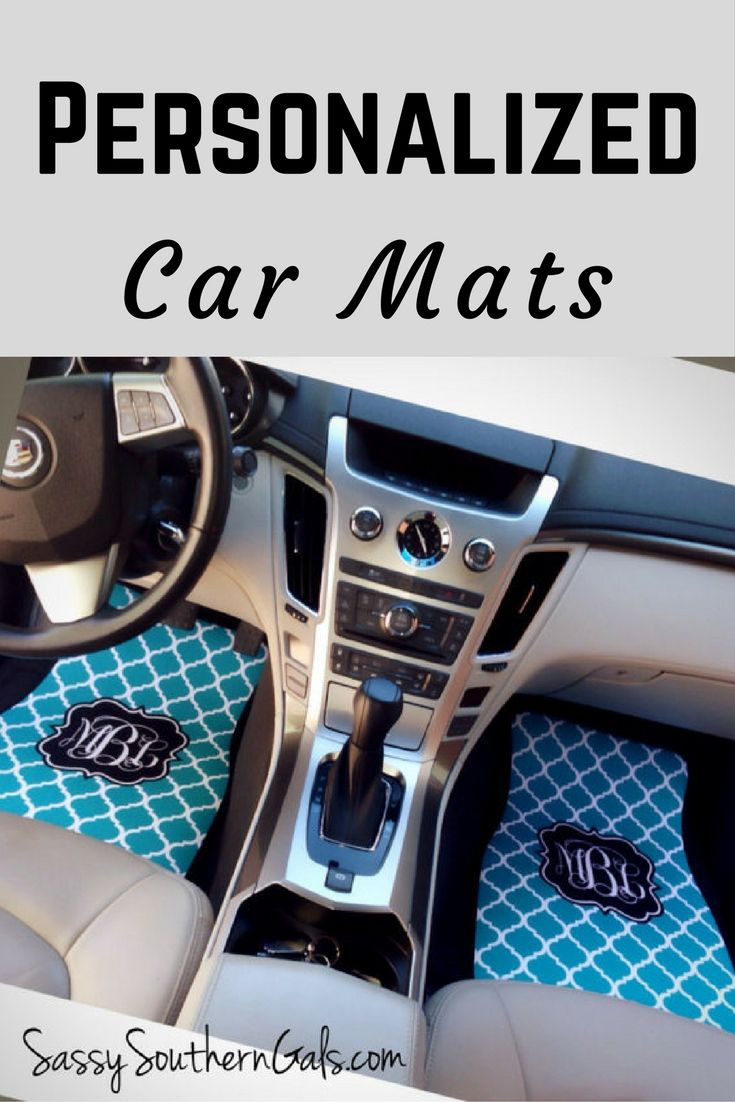carmat aggregate mats car p chevron floor personalized retro back seat monogram