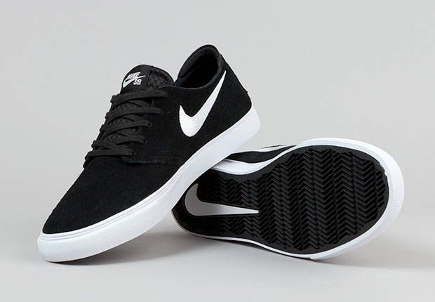 Nike SB one shot black/white