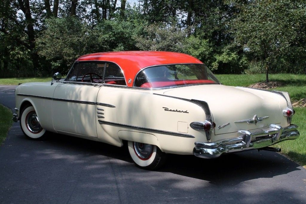 Scarce Hardtop: 1954 Packard Pacific | packard cars | Pinterest ...