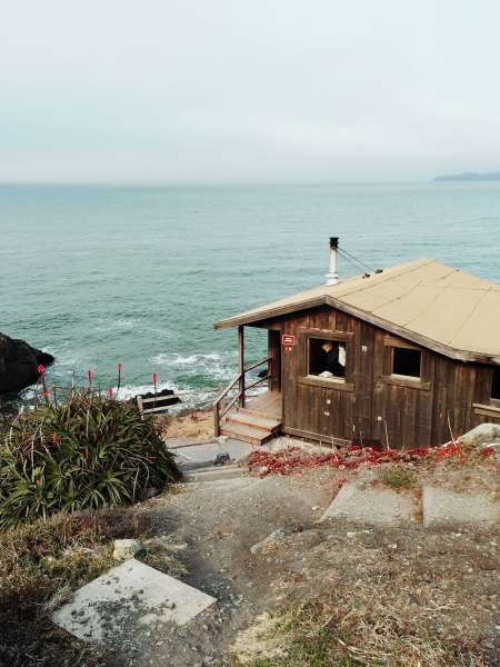 Steep Ravine Cabins And Campground In Mount Tamalpais, California | Steep  Ravine Cabins Thereu0027s A Little Secret That Lies Just Across The Goldenu2026