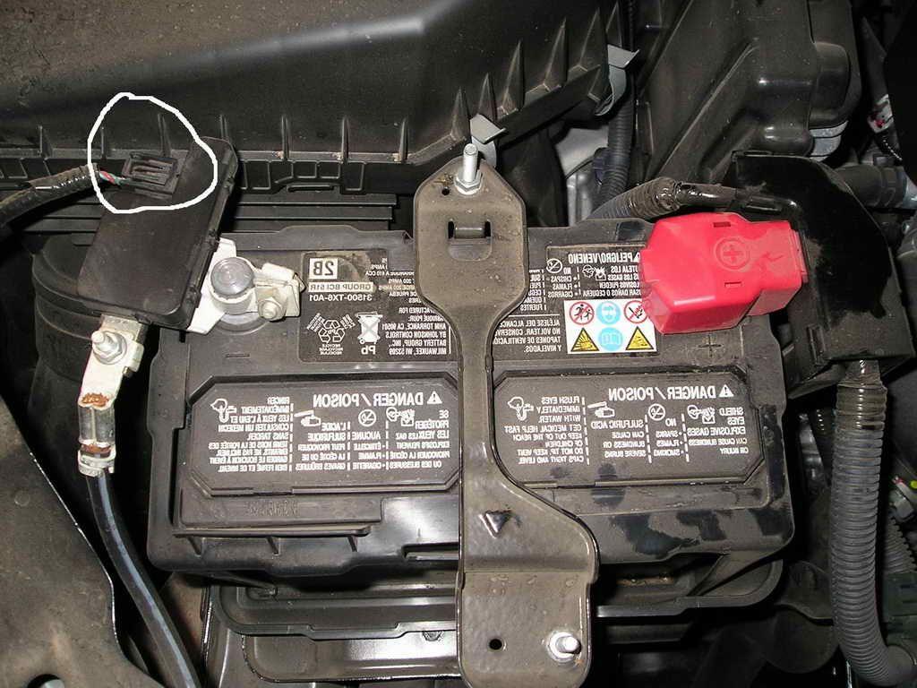 Battery For 2013 Honda Accord