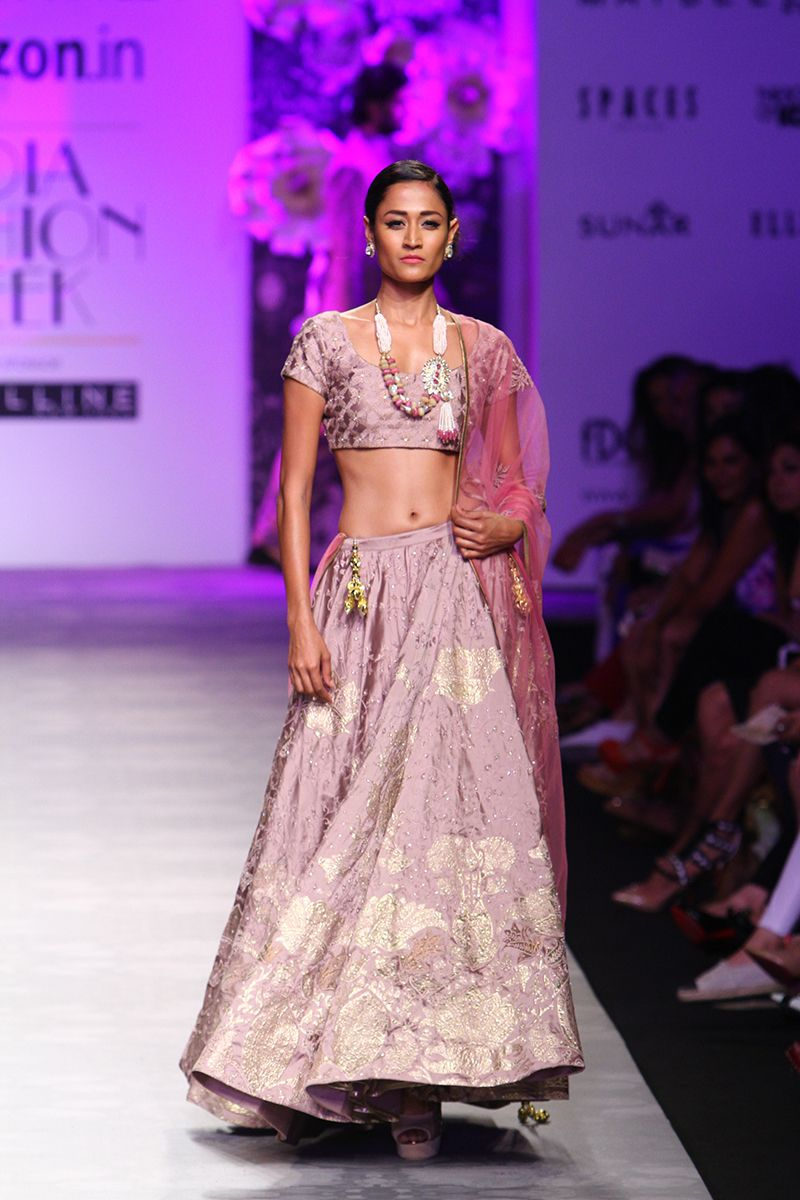 Siddartha Tytler at Amazon India Fashion Week Spring/Summer 2016 ...