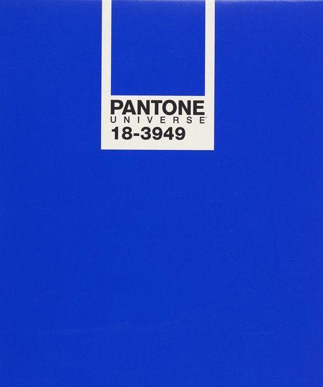 Pantone 2014 Color Of The Year Dazzling Blue Pantone