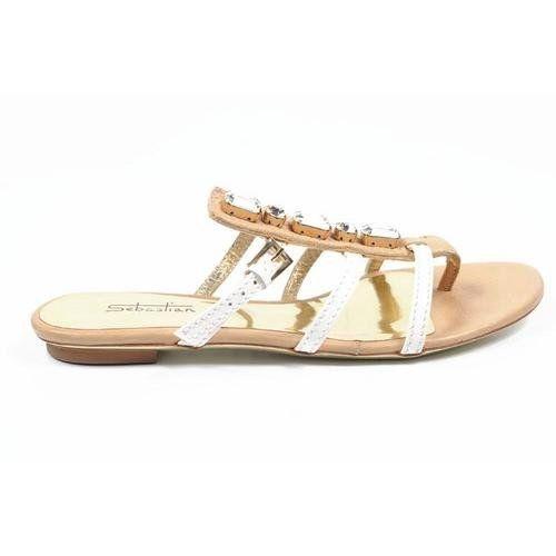 Sebastian Milano ladies sandal S3184VB VERNICE BIANCA