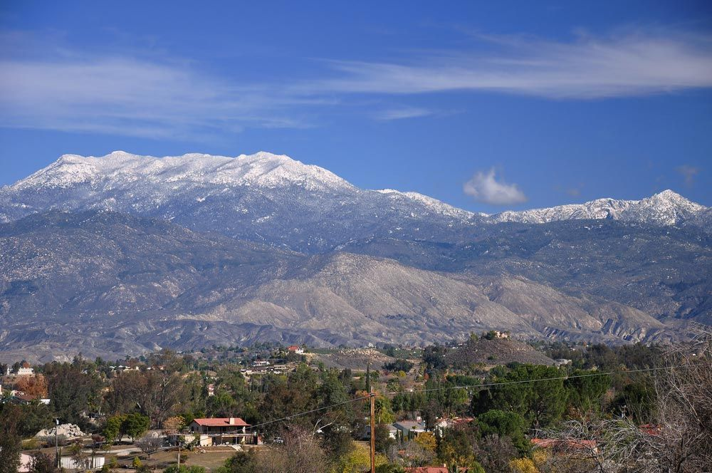 Mt San Jacinto California Map Facts Location Best Time To