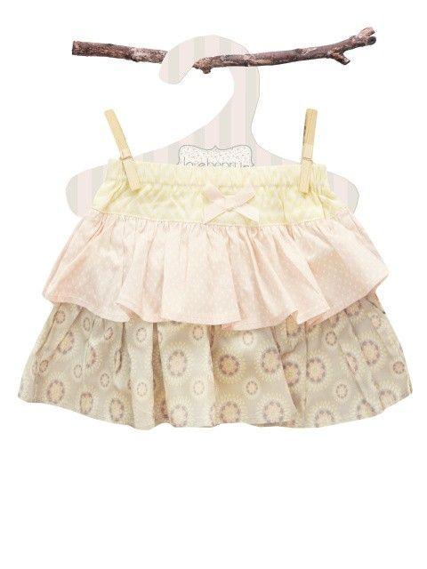 Evie Frilly Girls Skirt - Baby Girl Dresses - Girls - Little Chickie