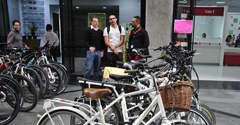 osCurve   Contactos : En 25 días Manizales tendría bicicletas públicas