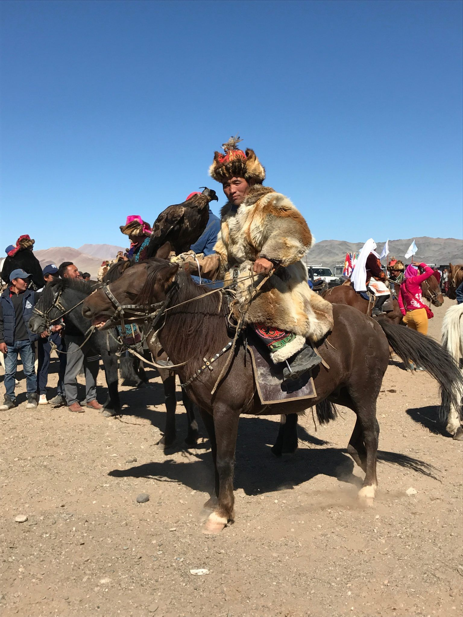 The secret lives of transgender Mongolians