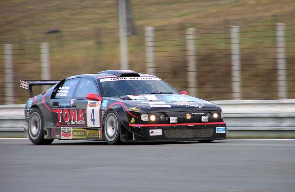 Tatra T700 Ecorra Sport V8 | Racing Cars (F1,Rally,...) | Pinterest ...