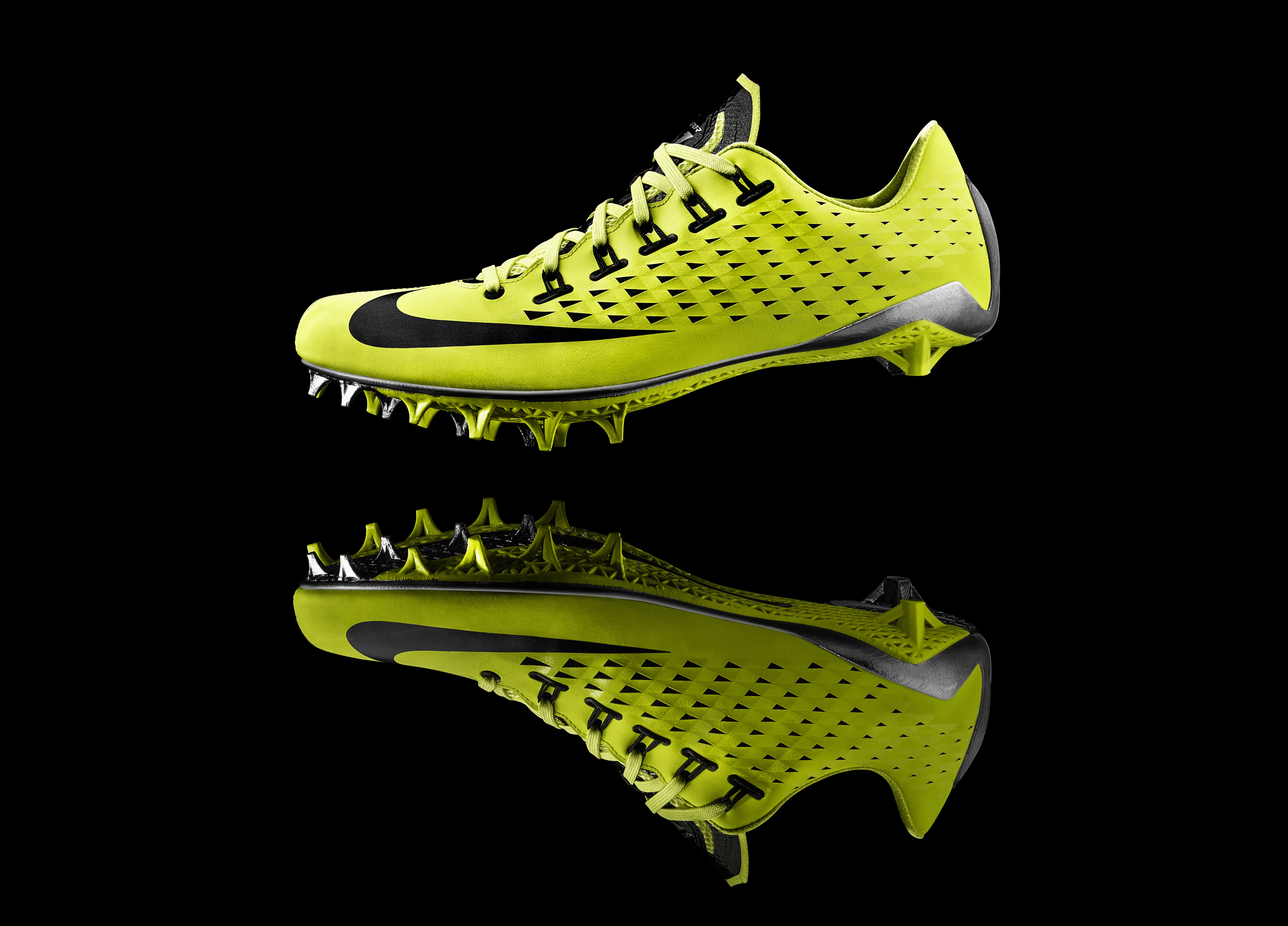 Nike News - Nike debuts first-ever football cleat built using 3D .