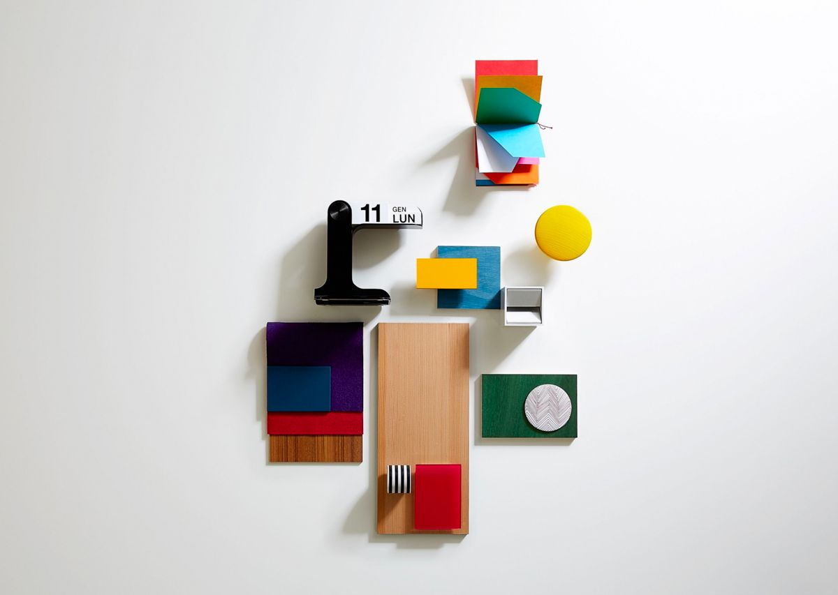 Mood interiorinspired flatlays from porro mood boards product