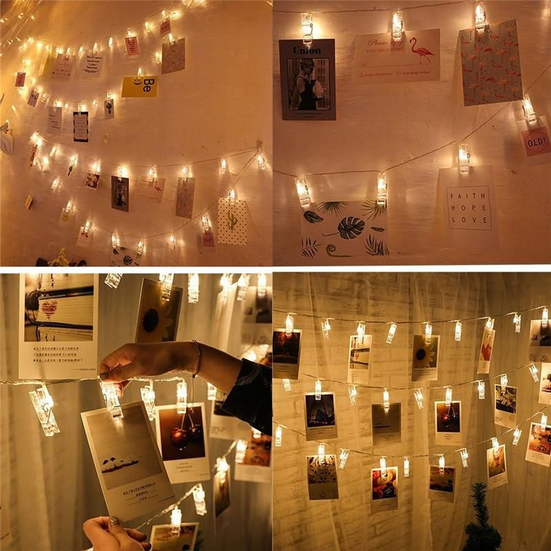 Photo Clip String Lights in 2018 Products Pinterest Lighting