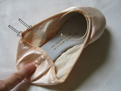 8bd5148d967a Pointe Til You Drop  Pointe Shoes  How to Sew