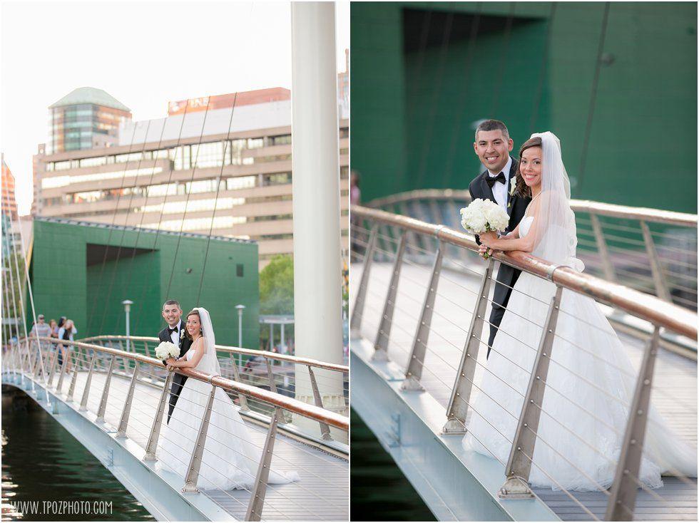 Baltimore Aquarium Wedding :: Erica+Drew   Aquarium ...