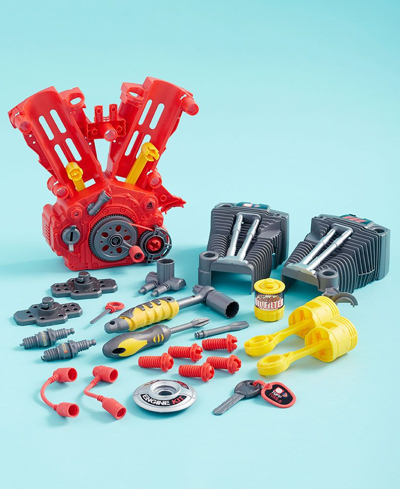 Tuff Tools Light and Sound Engine Build Kit | My Product