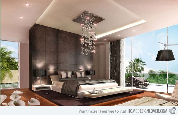 Romantic Master Bedroom Designs 16 Sensual And Romantic Bedroom Designs  Romantic Bedroom Design