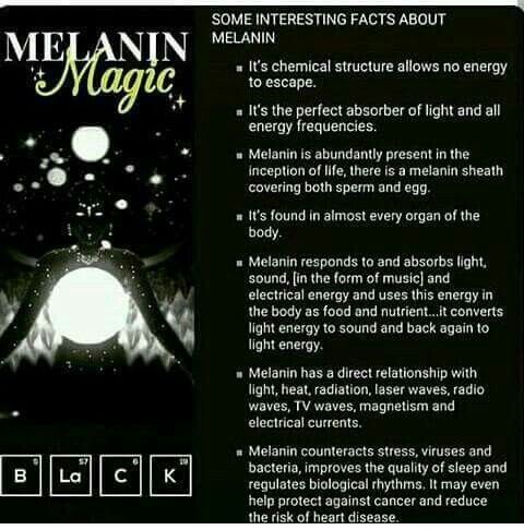 Melanin Magic | Love My Blackness | Black history facts, African