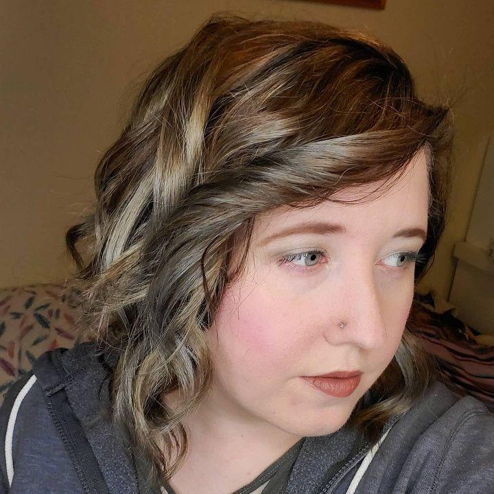 Did my own hair