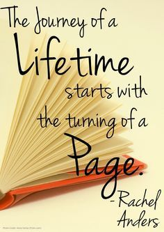 Reading has been a life long journey.I hope will last a long time ...