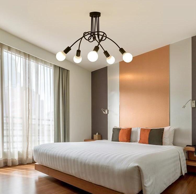 Modern Industrial Loft Chandelier Modern Decoration Home Decor
