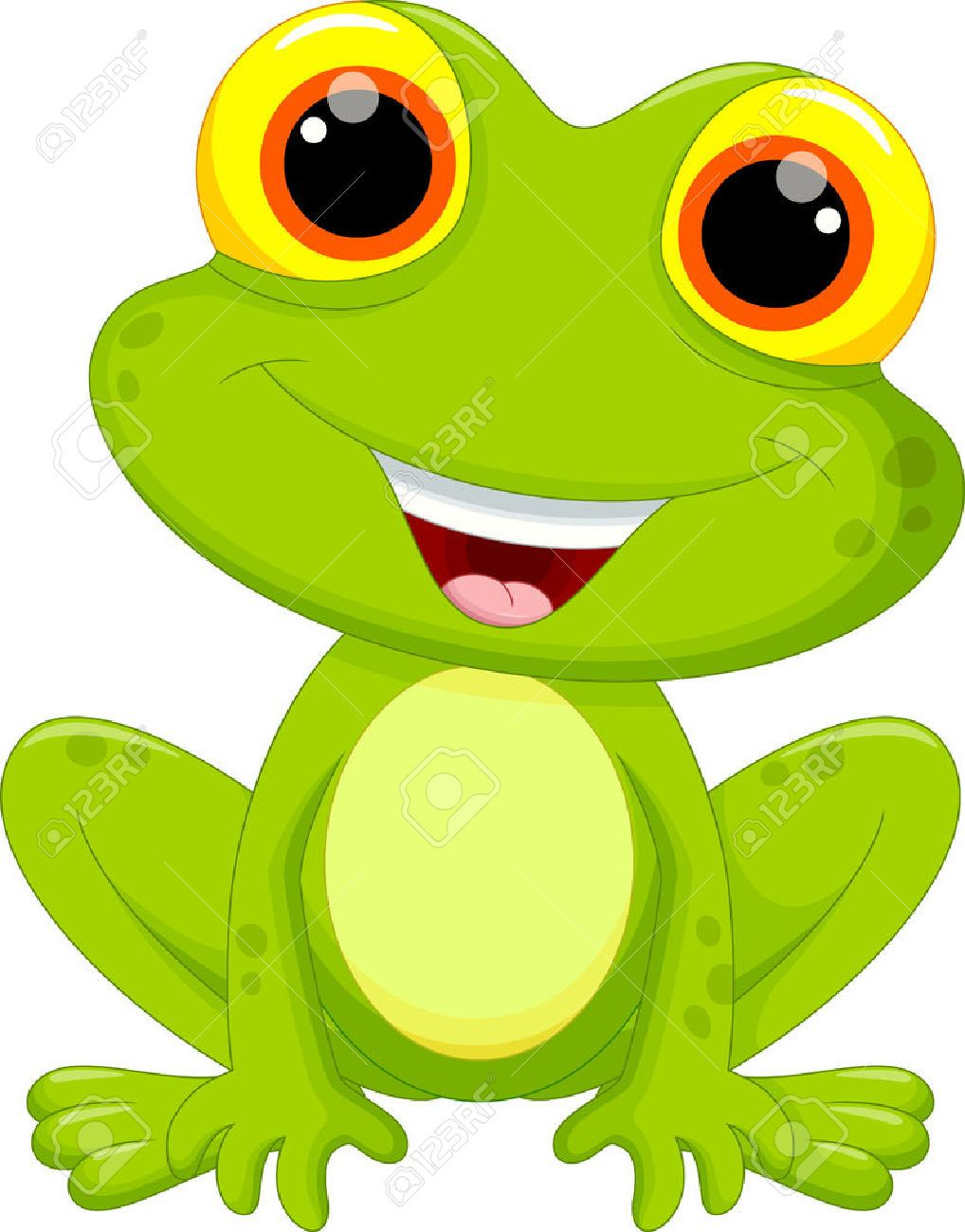 Image Result For Easy Cute Frog Drawing More Painted Rocks