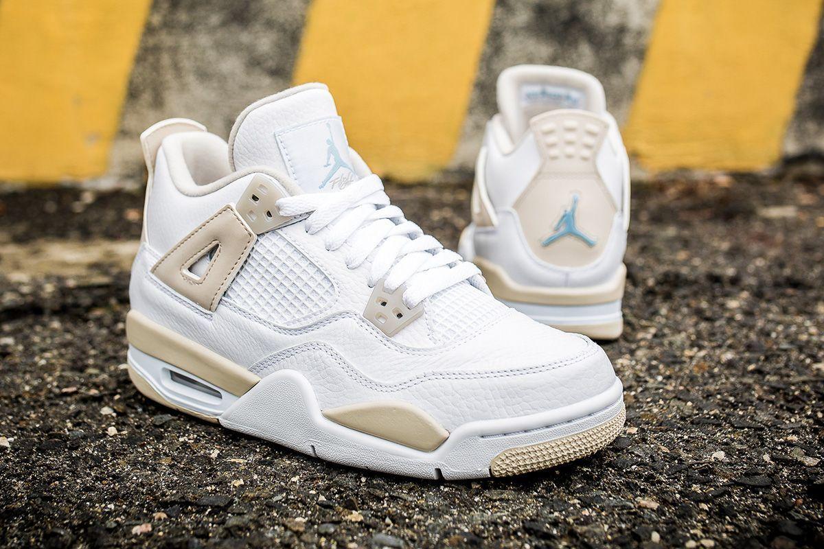 b60bdd7123d6 Air Jordan 4 Retro GG Linen (Detailed Pictures) - EU Kicks  Sneaker Magazine