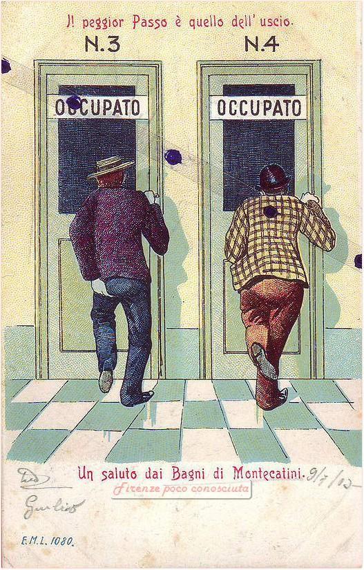 Account Suspended Divertente, Foto, Sala da bagno