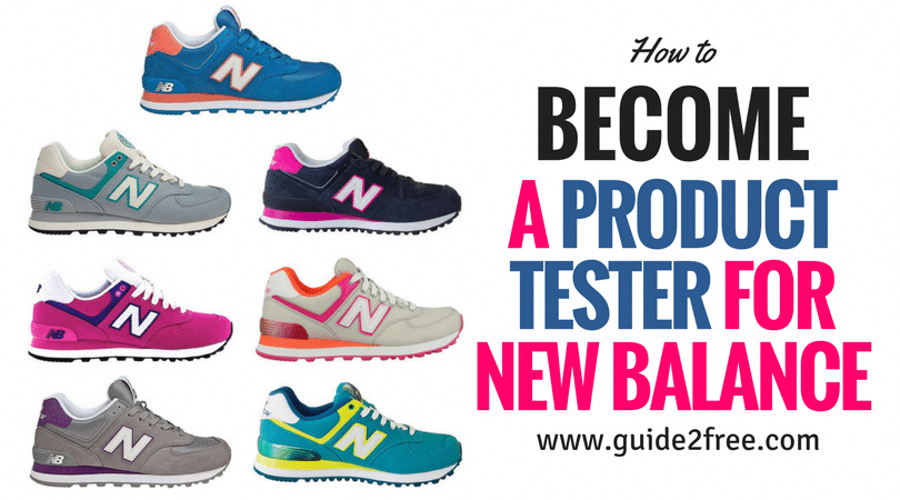 Become A Product Tester For New Balance Brand Shoes Bull