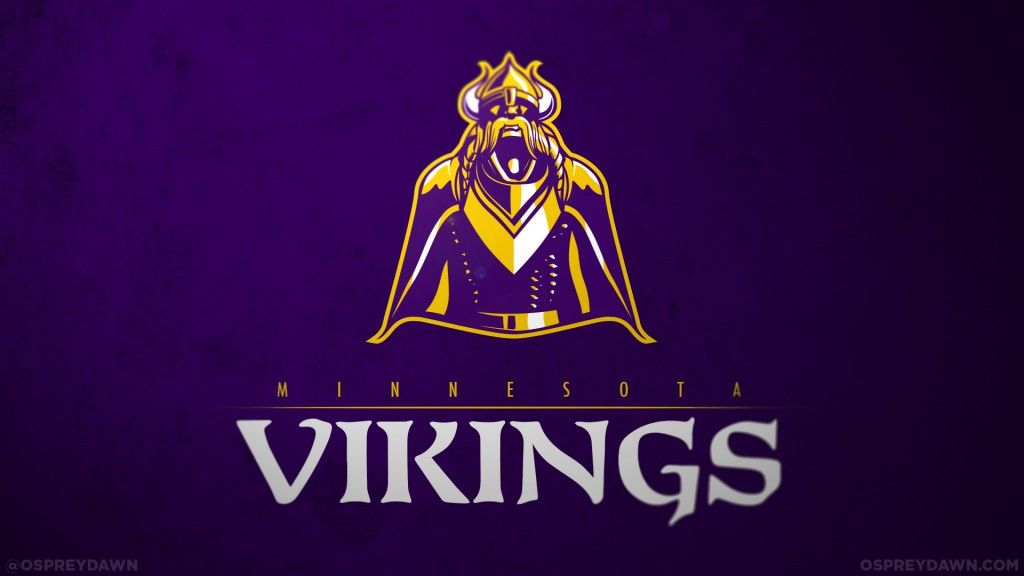 451dbcc2 Minnesota Vikings New Logo HD Wallpaper 1080p | Projects to Try ...
