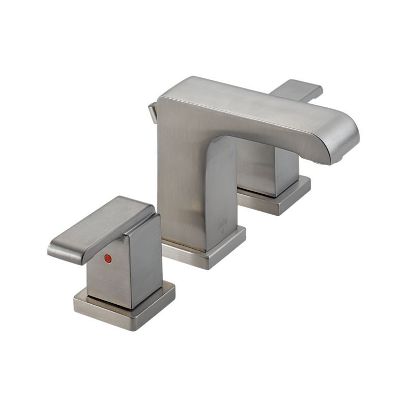 3586LF-SSMPU Arzo Two Handle Widespread Lavatory Faucet : Bath Products : Delta Faucet