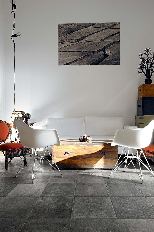 Glazed stoneware wall/floor tiles MEMORY OF CERIM - CERIM Made in @florim