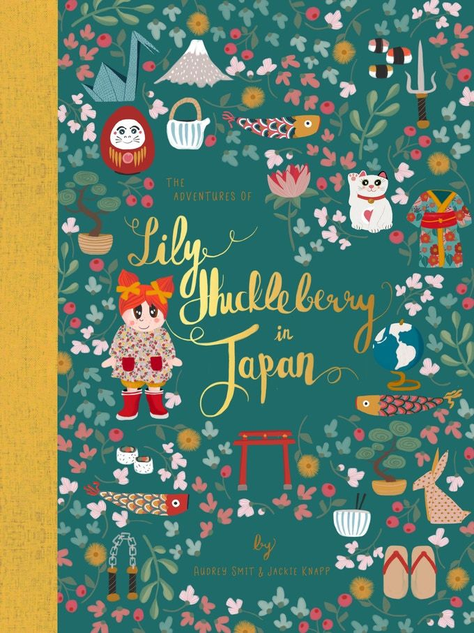 Lily Huckleberry in JAPAN! New whimsical travel/adventure