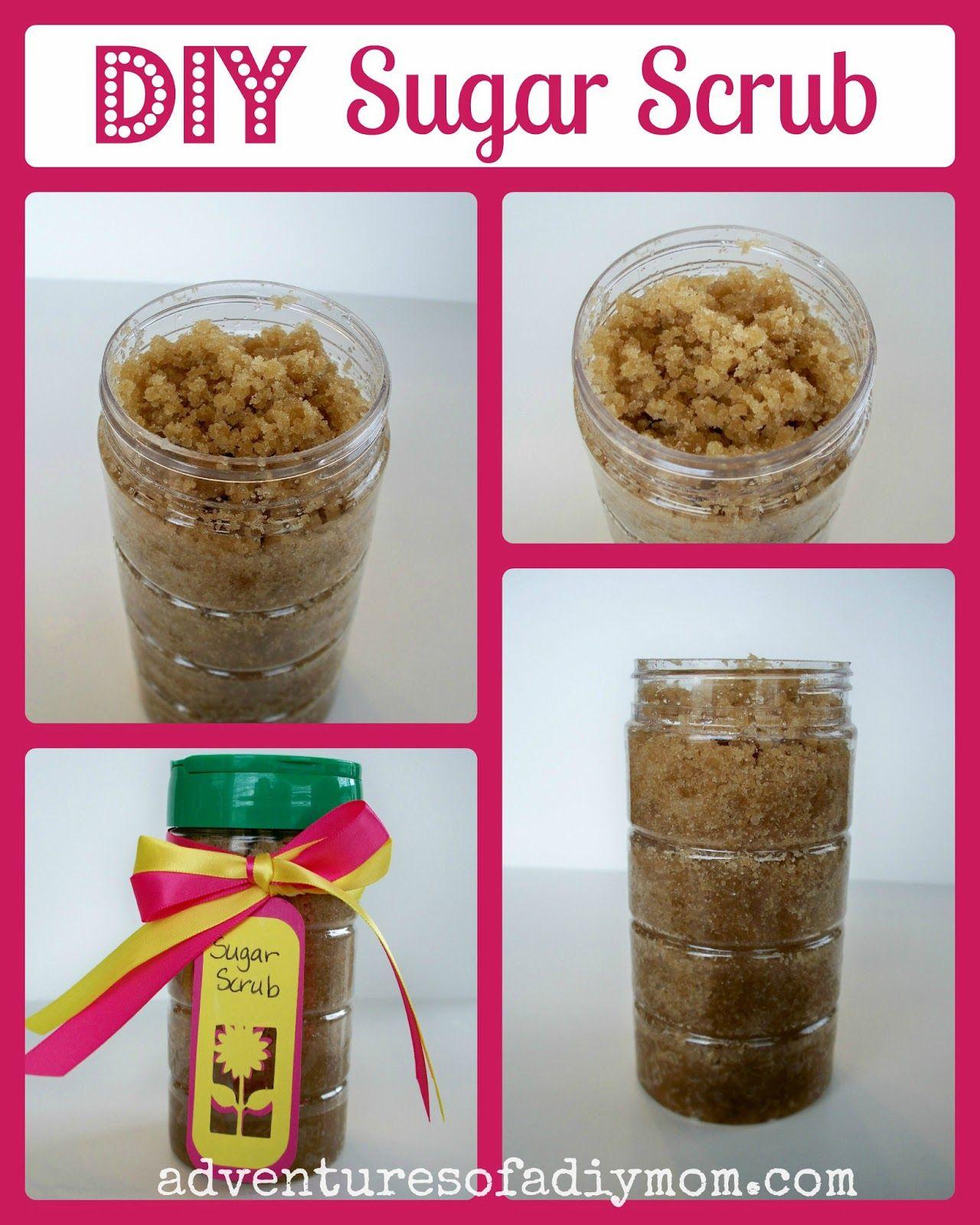 DIY Brown Sugar Scrub Recipe Brown sugar scrub, Sugar
