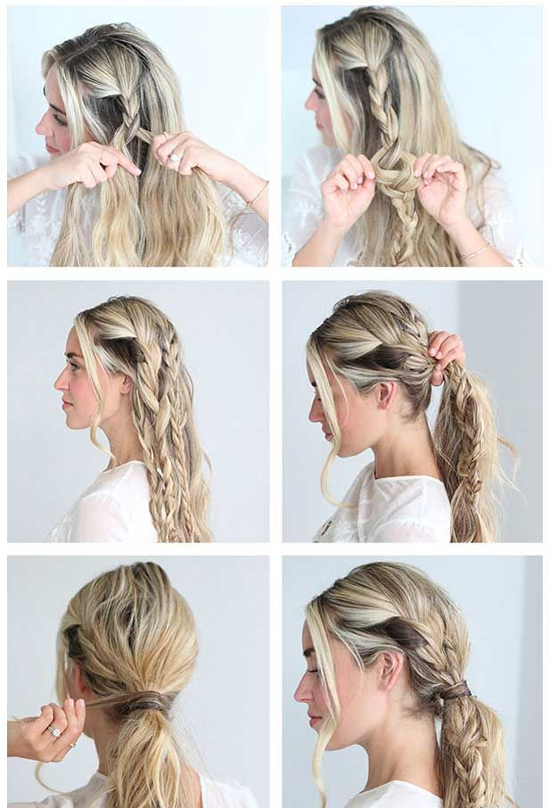 41 Best Hairstyles For Summer The Goddess In 2020 Hair Styles Braided Hairstyles Easy Long Hair Styles