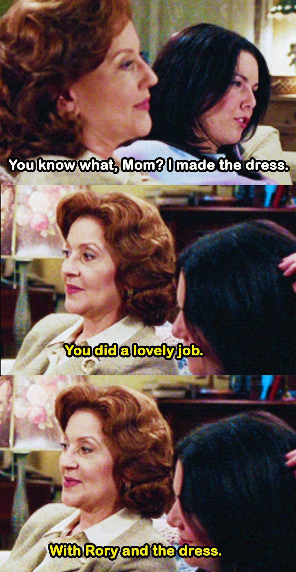 15 Times Emily Gilmore Was The Best Character On Gilmore Girls Gilmore Girls Girlmore Girls Emily Gilmore